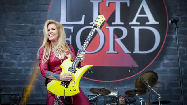 lita ford - time - PICT
