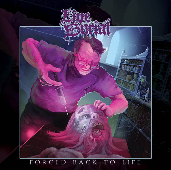 live burial - foced - web