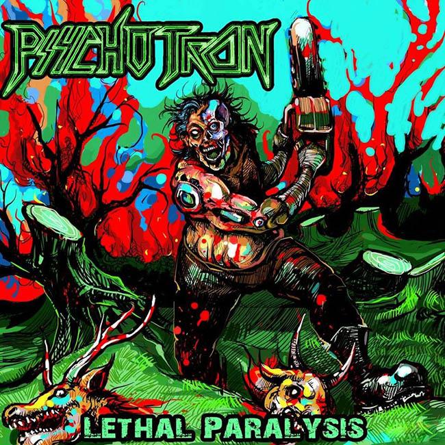psychotron - lethal - web