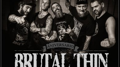 Photo of [NOTICIAS] BRUTAL THIN «25 aniversario» 1991 – 2016