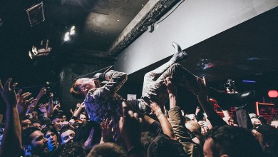 Photo of [CRÓNICAS LIVE] FRANK CARTER & THE RATTLESNAKES – Sala Razzmatazz 3, 02.12.2016 Barcelona (Route Resurrection Fest)