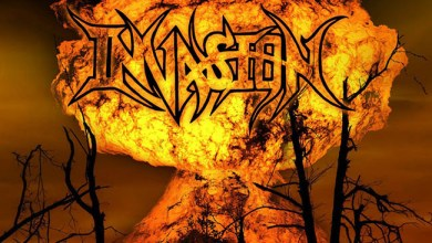 """Photo of INVASION (USA) """"Destroyer of mankind"""" CD 2017 (Abyss Records)"""