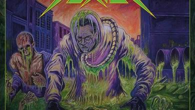 """Photo of TOXICA (ARG) """"Ahogados en contaminación"""" CD 2016 (Witches brew)"""