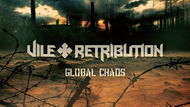 "Photo of VILE RETRIBUTION (DNK) ""Global chaos"" CD 2017 (Autoeditado)"