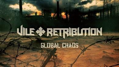 "Photo of VILE RETRIBUTION (DNK) ""Global chaos"" CD 2017 (Autoeditado)"