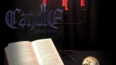 """Photo of CANDLE (SWE) """"Demo 2016"""" CD DEMO 2016 (Fighter records)"""