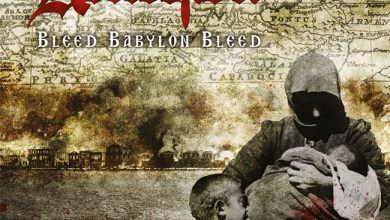 Photo of REFLECTION (GRC) «Bleed babylon bleed» CD 2017 (Pitch Black Records)
