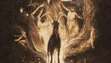 Photo of GOATH (DEU) «Luciferian goath ritual» CD 2017 (Ván records)