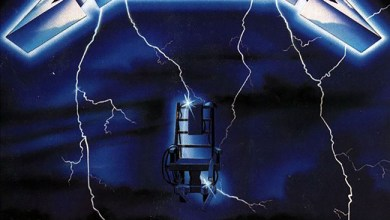 "Photo of METALLICA (USA) ""Ride The Lightning"" (Megaforce Records, 1984)"