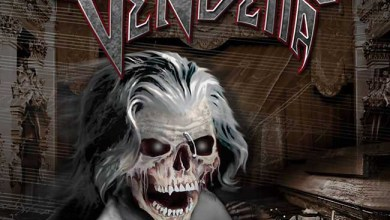 Photo of VENDETTA (DEU) «The 5th» CD 2017 (Massacre records)