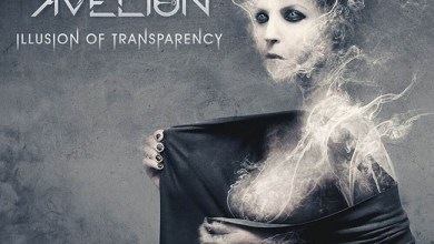"Photo of AVELION (ITA) ""Illusion of transparency"" CD 2017 (Revalve records)"