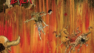 Photo of SLAYER (USA) «Hell Awaits» (Metal Blade Records, 1985)