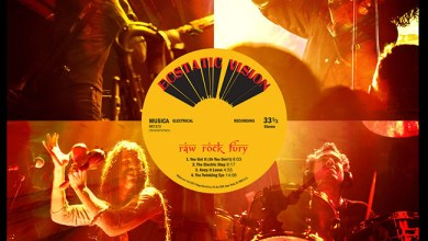 Photo of ECSTATIC VISION (USA) «Raw rock fury» CD 2017 (Relapse Records)