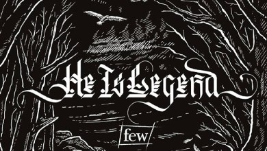 "Photo of HE IS LEGEND (USA) ""Few"" CD 2017 (Spinefarm Records)"