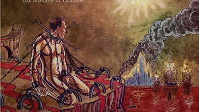 "Photo of MAZEMATH (CHL) ""The illusion of freedom"" CD 2017 (Autoeditado)"