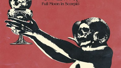 """Photo of THE WIZARDS (ESP) """"Fullmoon in Scorpio"""" CD2017 (Fighter records)"""