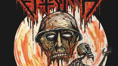 """Photo of ENTRENCH (SWE) """"Through the walls of flesh"""" CD 2017 (I Hate Records)"""