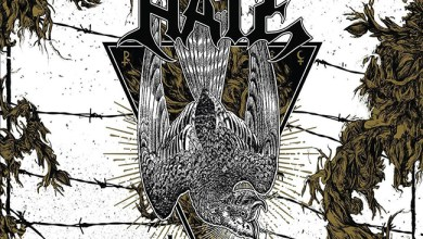 Photo of HATE (POL) «Tremendum» CD 2017 (Napalm Records)