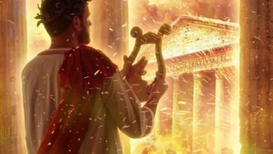 Photo of IMPERIVM (ITA) «Rome burns» CD 2017 (Virus Records)