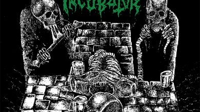 "Photo of CADAVER INCUBATOR (FIN) ""Sermons of the devouring dead"" CD 2017 (Hells Headbangers)"
