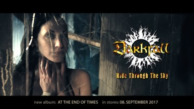 Photo of DARKFALL (AUT) «Ride Through The Sky» (Video oficial)