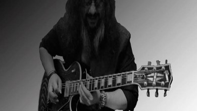Photo of Emilio Sánchez (guitarrista de SHEILAN)