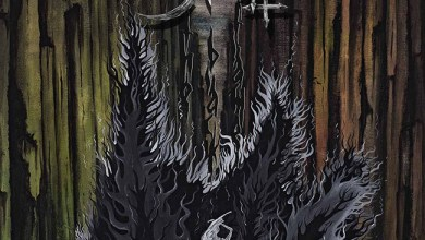 Photo of SCHAFOTT (DEU) «The black flame» CD 2017 (High Roller Records)