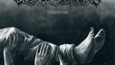 """Photo of THRONE OF HERESY (SWE) """"Decameron"""" CD 2017 (The Sign Records)"""