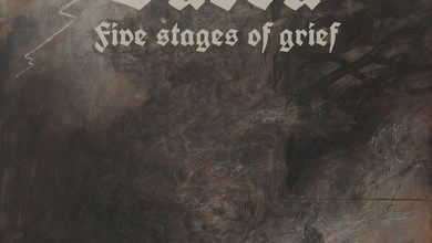 Photo of DABDA (ESP) «Five stages of grief» CD EP 2017 (Autoeditado)