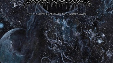 """Photo of INTO COFFIN (DEU) """"The majestic supremacy of cosmic chaos"""" MCD 2017 (Terror from hell records)"""