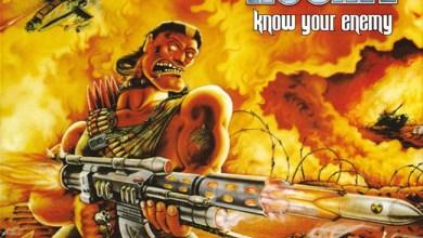 Photo of LÄÄZ ROCKIT (USA) «Know your enemy» (Enigma, 1987)