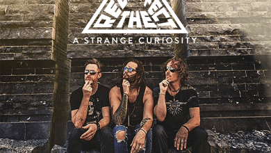 Photo of THE REED EFFECT (CAN) «A strange curiosity» CD EP 2017 (Autoeditado)