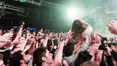 Photo of WHILE SHE SLEEPS + ROLO TOMASSI + AGAINST THE WAVES – Teatro Barceló, 17.01.2018 Madrid (Route Resurrection)