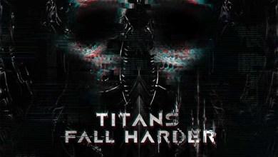 Photo of TITANS FALL HARDER (FRA) «Evolve» CD EP 2017 (Autoeditado)