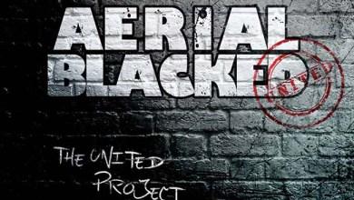 "Photo of AERIAL BLACKED (ESP) ""The United Project vol. 1"" CD EP 2017 (Lengua Armada)"