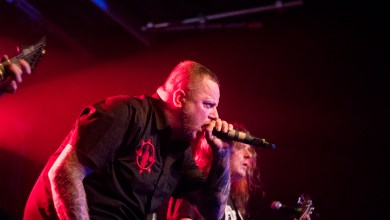 Photo of THE HAUNTED + THE DESCENT + NORUNDA – Sala Stage Live, 15.02.2018 Bilbao (N-Events – ITP Promotions – Suspiria Records)