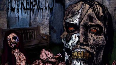 "Photo of CADAVER PUTREFACTO (ARG) ""La maldición del zombi errante"" CD 2018 (Brutal Records)"