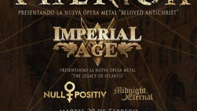 "Photo of THERION nos presentarán la Ópera Metal ""Beloved Antichrist"" en febrero junto a IMPERIAL AGE"