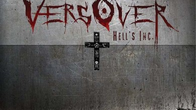 Photo of VERSOVER (BRA) «Hell's Inc» CD 2018 (Hell's Inc Records)