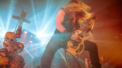 Photo of BLACK LABEL SOCIETY + MONOLORD – Sala La Riviera, 13.03.2018 Madrid (Route Resurrection)