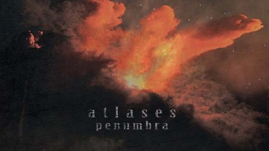 "Photo of ATLASES (FIN) ""Penumbra"" CD EP 2018 (Pest Records)"