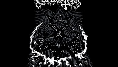 Photo of HELL'S CORONATION (POL) «Unholy Blades of the devil» EP 2018 (Godz ov war productions)