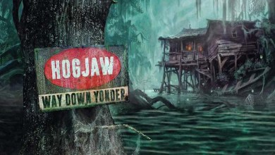 Photo of HOGJAW (USA) «Way down yonder» CD 2018 (Spinefarm Records)