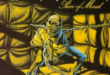 Photo of IRON MAIDEN (GBR) «Piece of mind» (EMI, 1983)