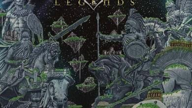 Photo of NOVAREIGN (USA) «Legends» CD 2018 (M-Theory Audio)