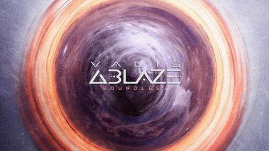 Photo of VALIS ABLAZE (GBR) «Boundless» CD 2018 (Long Branch Records)