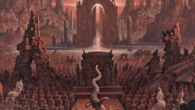 Photo of MEMORIAM (GBR) «The silent Vigil» CD 2018 (Nuclear Blast Records)