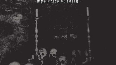 Photo of BLUTVIAL (GBR) «mysteries of earth» CD 2018 (Heidens Hart Records)