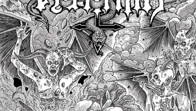 Photo of HAMMR (USA) «Unholy Destruction» CD 2018 (Hells Headbangers)