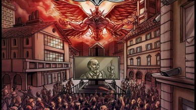 "Photo of RUSTY NAILS (ITA) ""Seasons of hatred"" CD 2018 (Sliptrick Records)"
